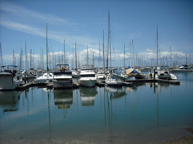 Manly Harbour, qld